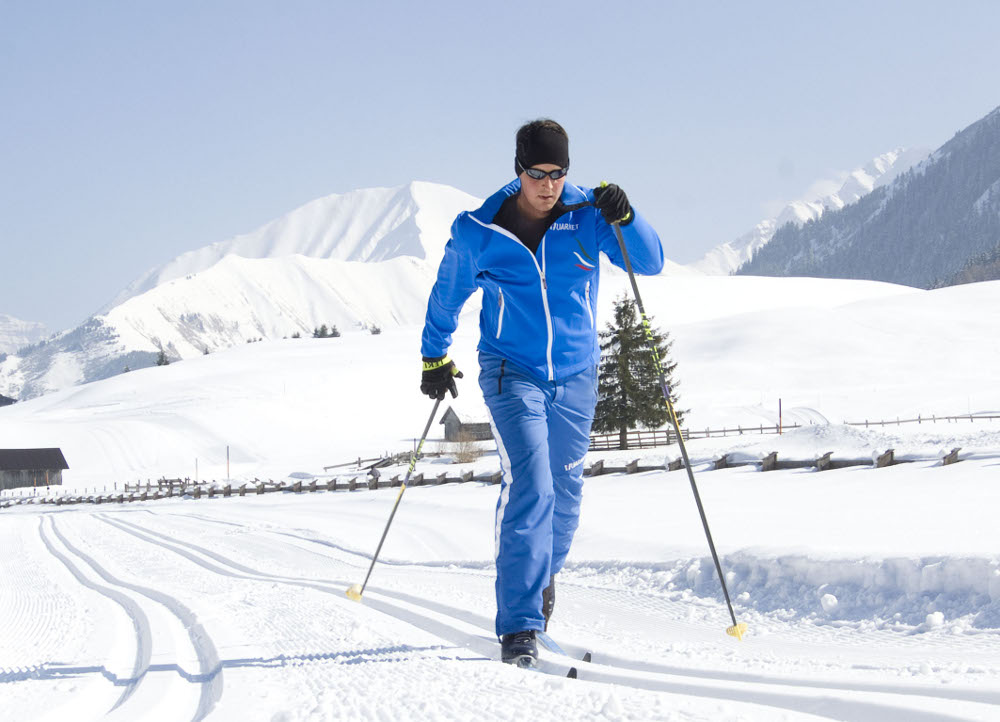 LANGLAUF – CROSS COUNTRY SKIING